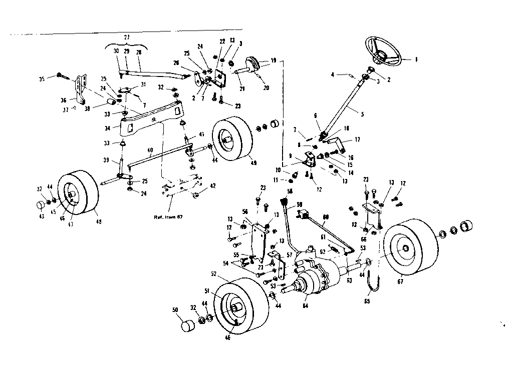 Sears Craftsman Sns1000 Mower Wiring Diagram