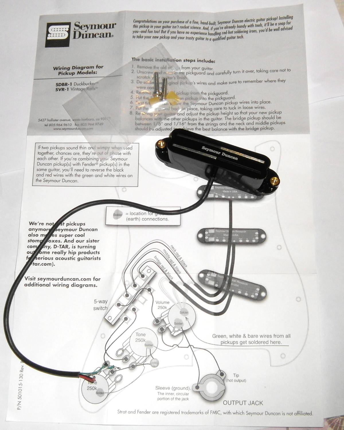 hight resolution of seymour duncan wiring diagram out of phase guitar