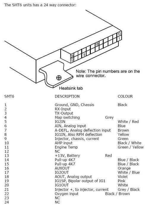 Smt6 Wiring Diagram