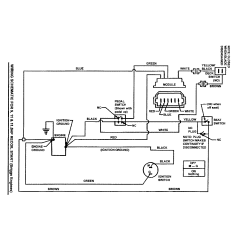 Wiring Diagram For Murray Riding Lawn Mower Smart Home Uk Snapper Diagrams Clicks Rear Engine Rider 11 5 Hp Huskee