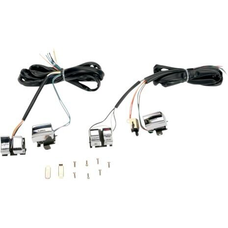 Sportster Handlebar Switches Wiring Diagram
