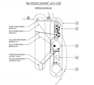 Squier Vintage Modified Jaguar Bass Wiring Diagram