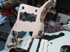 Squier Vintage Modified Jaguar Bass Wiring Diagram