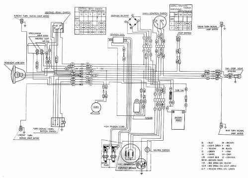 small resolution of ssr 125 fork schematics wiring diagram schemassr 125 fork schematics understanding electrical drawings dx 40 schematic
