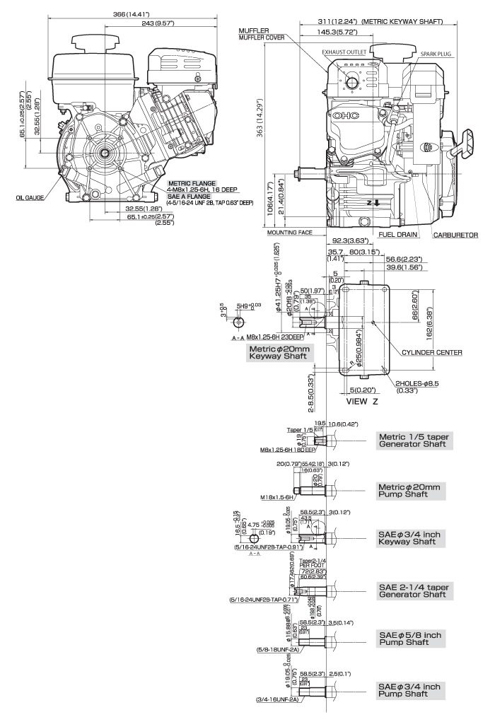 Subaru Ea190v Pressure Washer Wiring Diagram