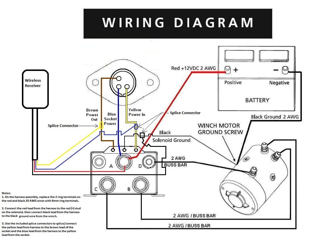 Superwinch Parts Diagram