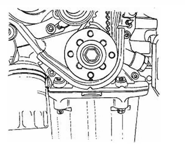 Suzuki Forenza Timing Belt Diagram