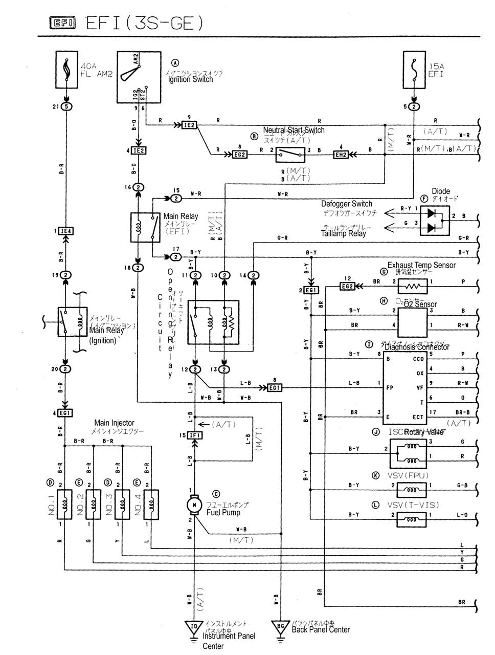Sw20 Wiring Diagram