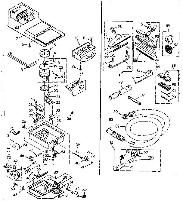 Swisher Zt2452a Parts Diagram