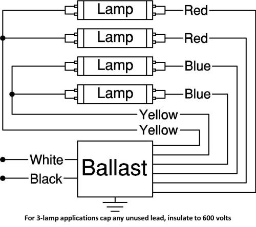 small resolution of fluorescent t12 wiring diagram