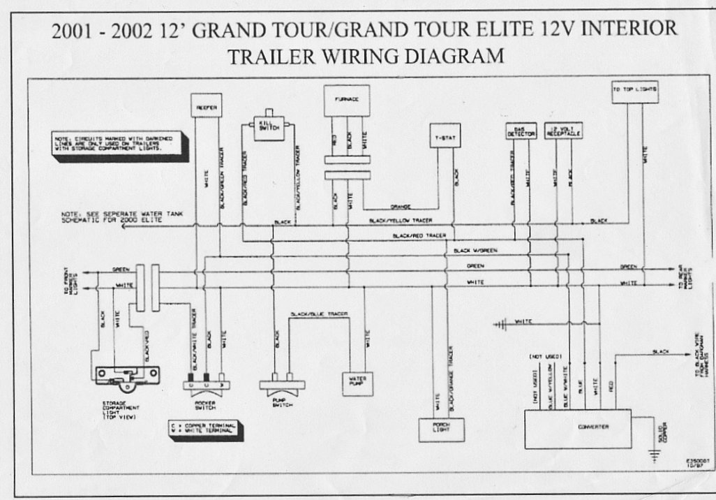 Taos Trailer Wiring Diagram