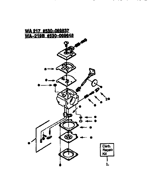 Tb685ec Parts Diagram