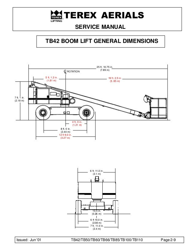 Terex Rs445c Wiring Diagram