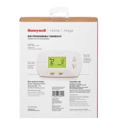 honeywell thermostat th8320u1008 wiring diagram [ 1000 x 1000 Pixel ]