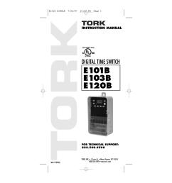 tork timer wiring diagram [ 954 x 1235 Pixel ]