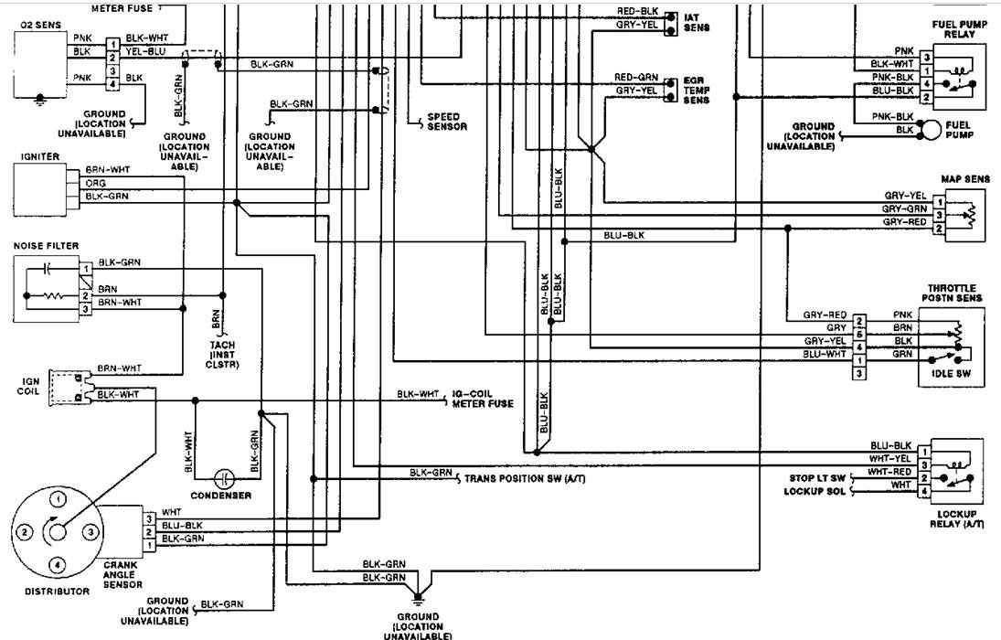 Tracker Q4 Wiring Diagram
