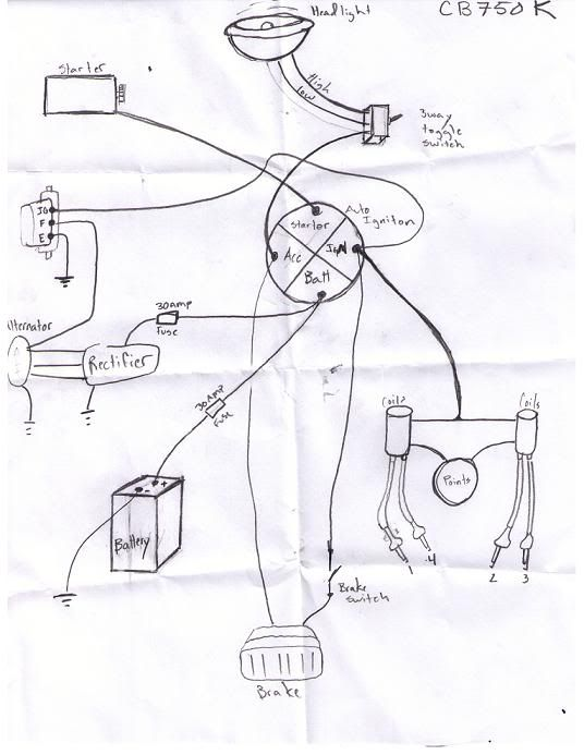 Trailmanor 3023 Brake Light Wiring Diagram