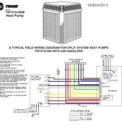 air conditioning wiring diagram trane [ 1024 x 941 Pixel ]