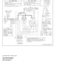 trane heat pump wire diagram [ 791 x 1024 Pixel ]