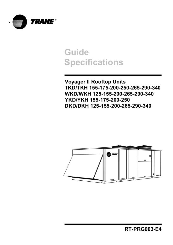 Trane Ttb036c Wiring Diagram