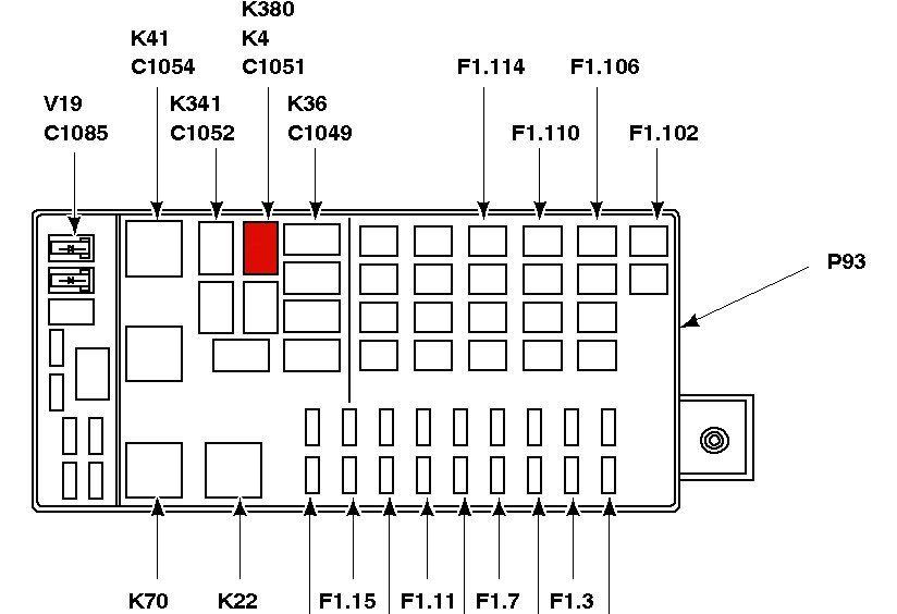 Transit Mk6 Wiring Diagram