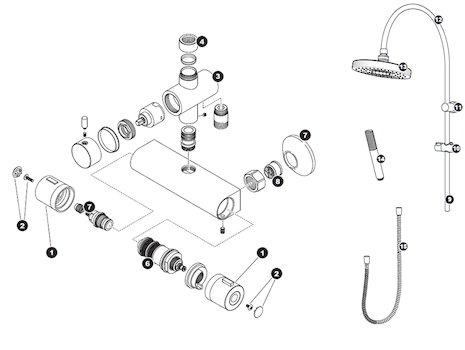 Triton Shower Wiring Diagram
