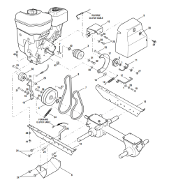 troy bilt tiller engine diagram [ 825 x 1080 Pixel ]