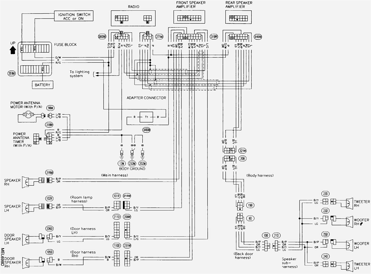 True T-49f Wiring Diagram