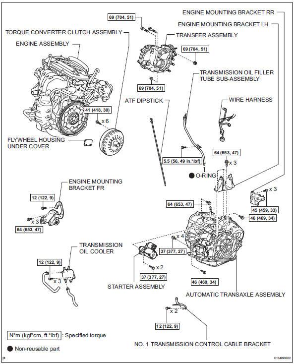 U140e Wiring Diagram