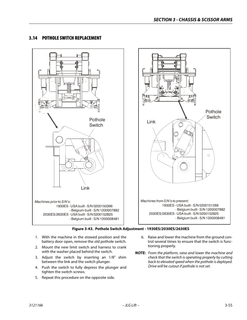small resolution of scissor lift wiring diagram