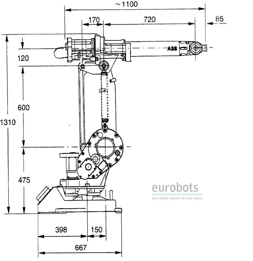Vemag Robot 500 Wiring Diagram
