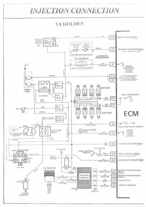 small resolution of vl calais wiring diagram vn commodore wiring diagram