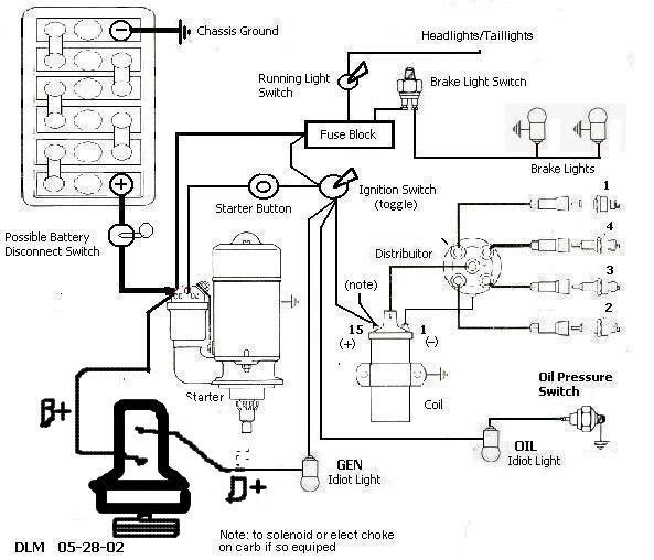 Vw Trike Wiring Diagram