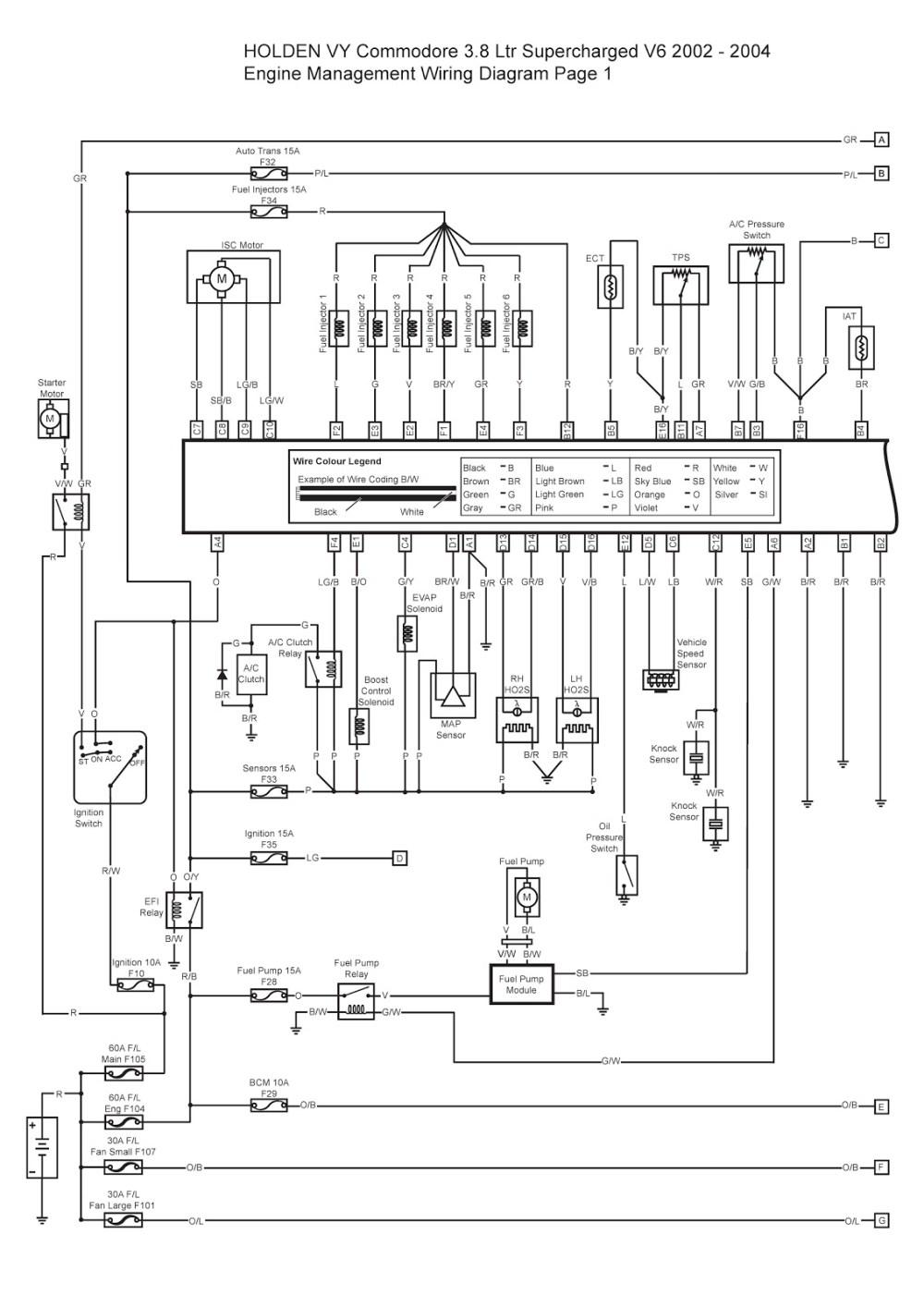 medium resolution of holden vt modore radio wiring vr