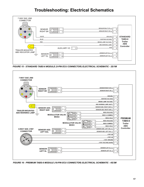 small resolution of wabco wiring diagram