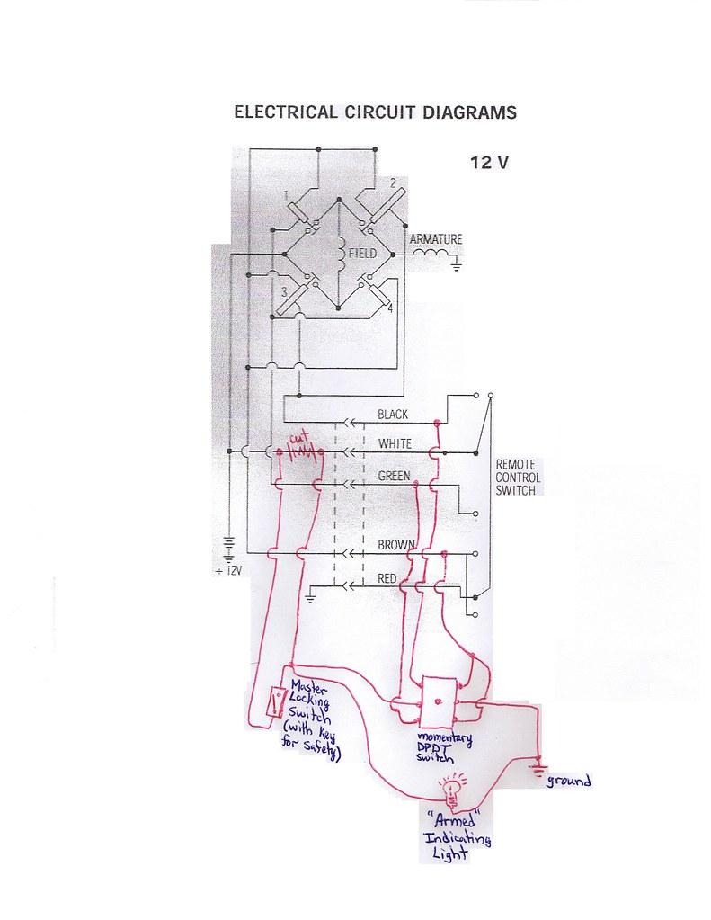 Warn Winch 8274 Wiring Diagram