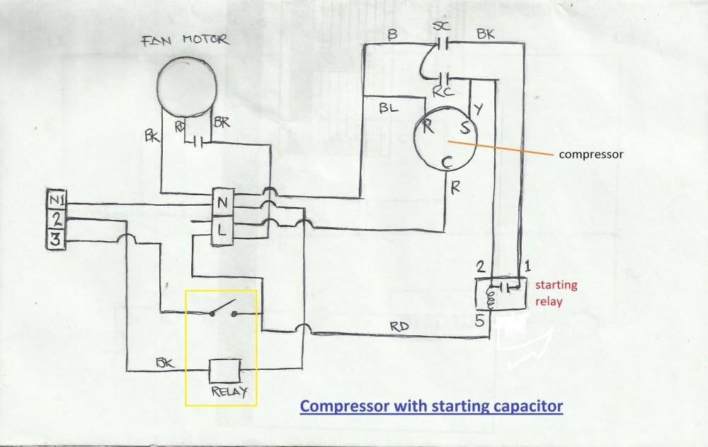 medium resolution of 110 volt wire relay diagram