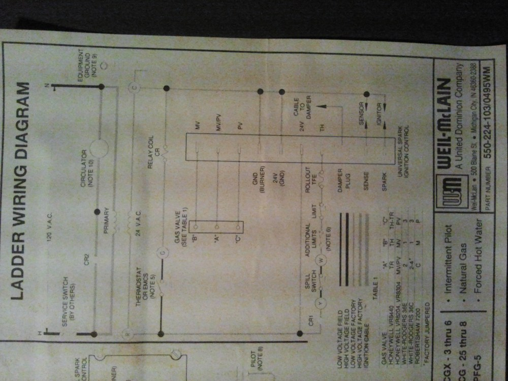 medium resolution of weil mclain boiler wiring diagram