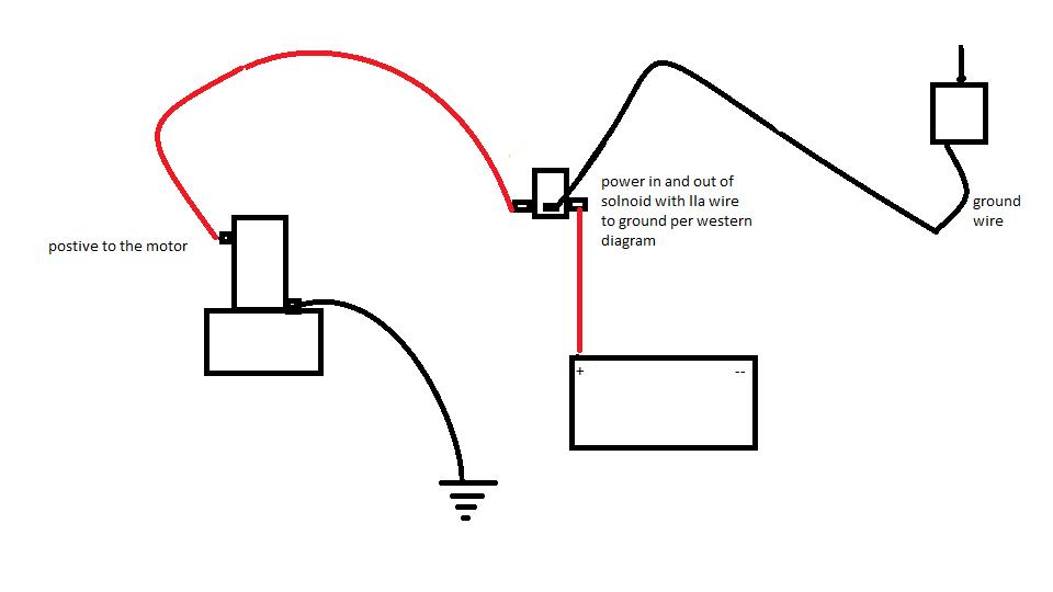 Western Snow Plow Solenoid Wiring
