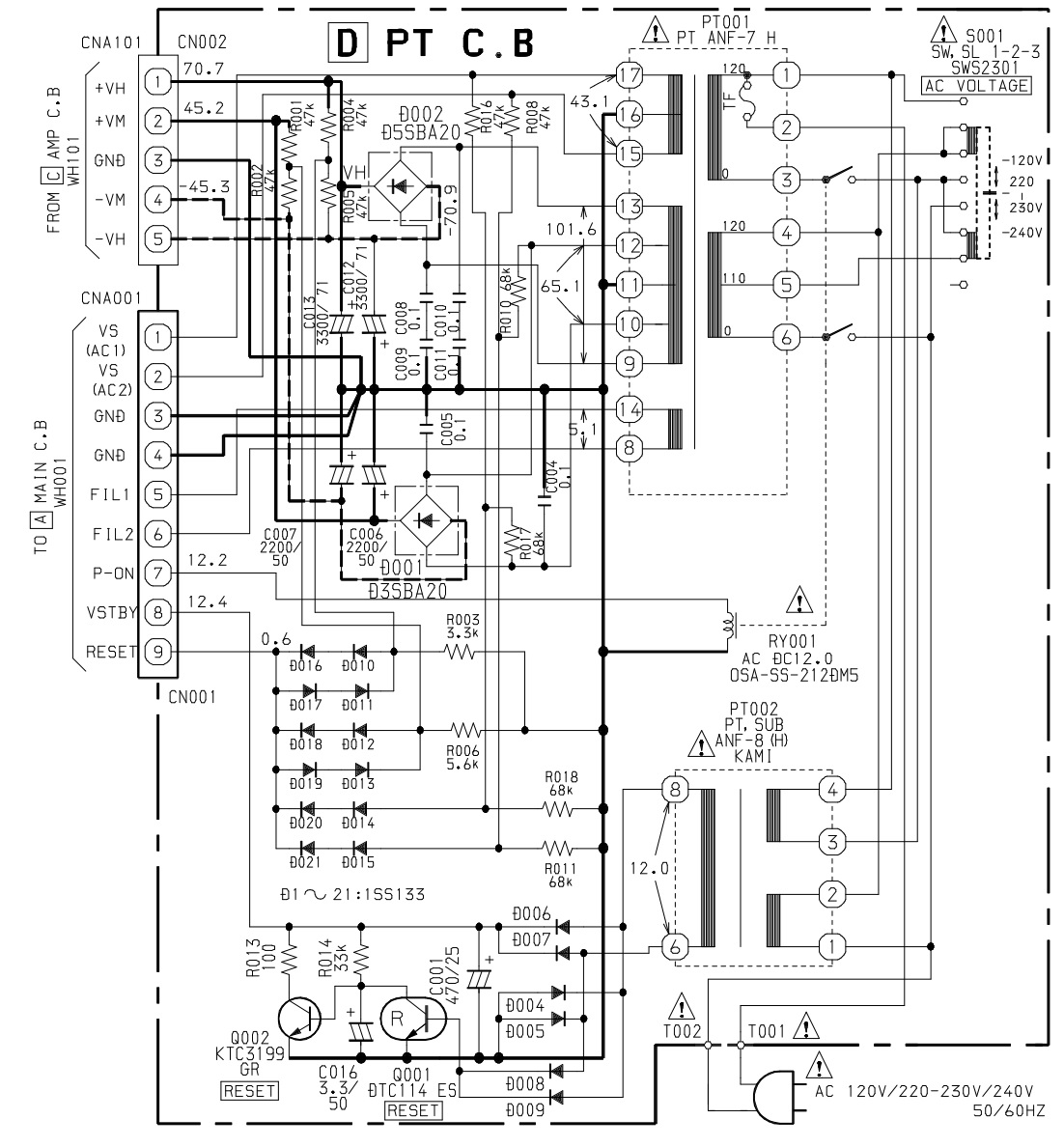 Westinghouse Wiring Diagram