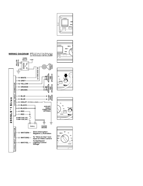 small resolution of whelen w 295 wiring diagram
