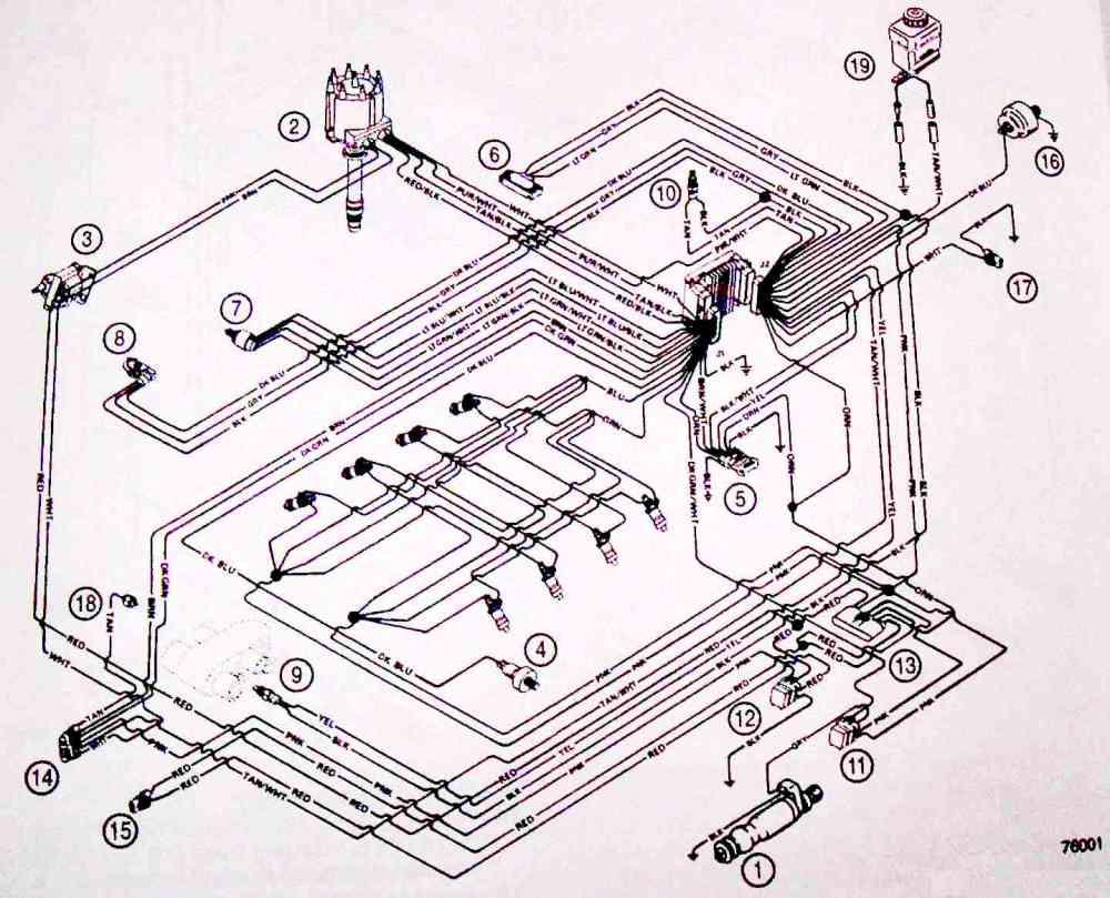 medium resolution of  mercruiser mercruiser 5 7 wiring diagram wiring diagram on basic ignition system diagram mercruiser alpha