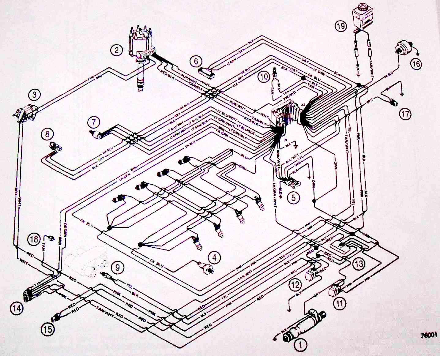 hight resolution of  mercruiser mercruiser 5 7 wiring diagram wiring diagram on basic ignition system diagram mercruiser alpha