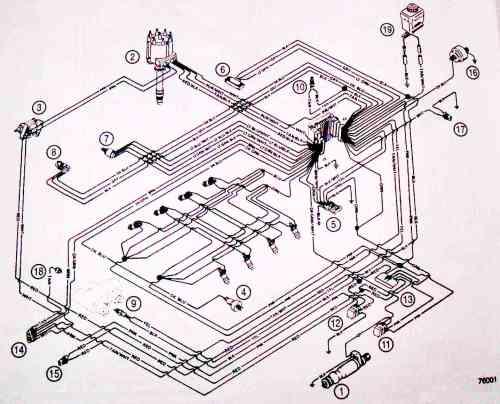 small resolution of  mercruiser mercruiser 5 7 wiring diagram wiring diagram on basic ignition system diagram mercruiser alpha