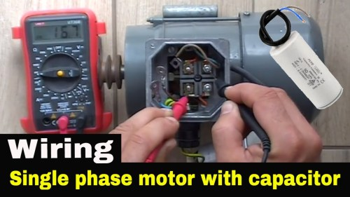 small resolution of wiring diagram compressor capacitor start capacitor run fractional h p motor 240 volt ac