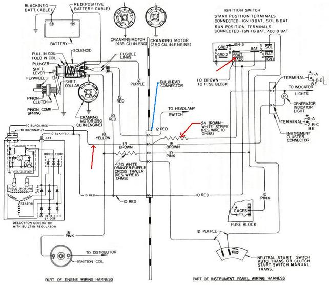 Wiring Diagram For 1970 Aloha Trailer