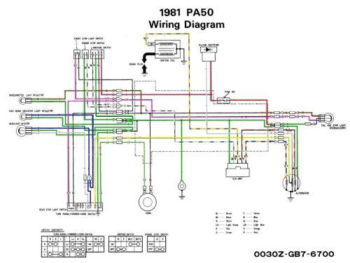 small resolution of 1981 honda xl125 wiring diagram