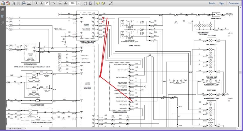 medium resolution of jaguar xj6 series 2 wiring diagram