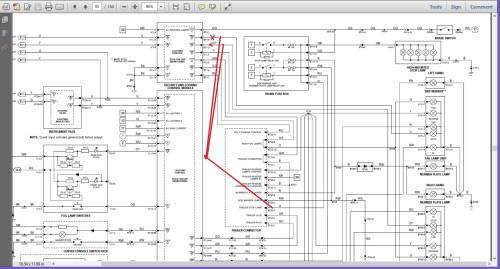 small resolution of jaguar xj6 series 2 wiring diagram