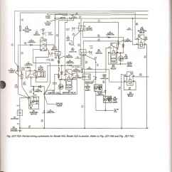 John Deere Solenoid Wiring Diagram 1996 Ford Explorer 5 0 For 1998 425 Starter And